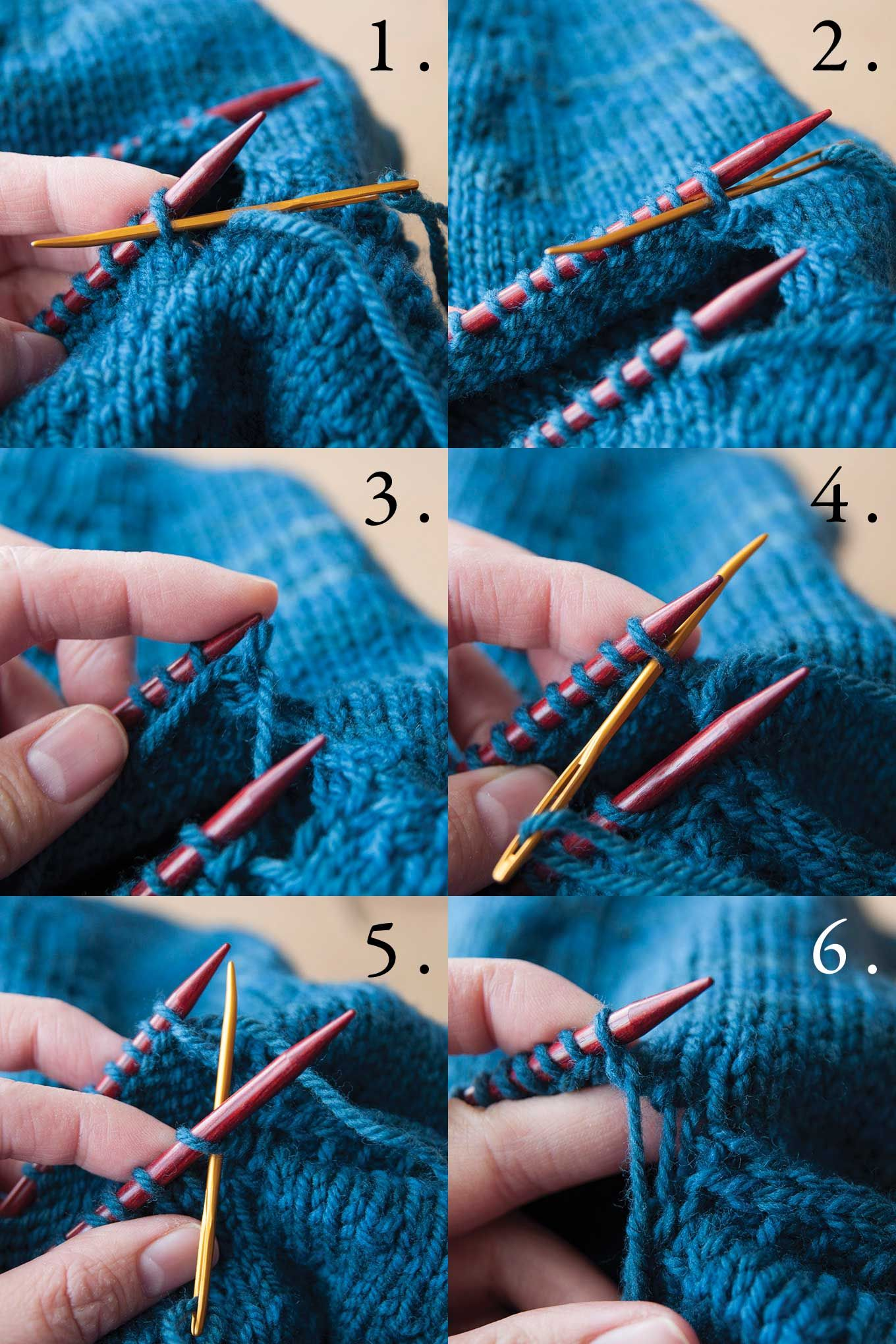 working Kitchener stitch to close armhole gaps | skillz | Pinterest ...