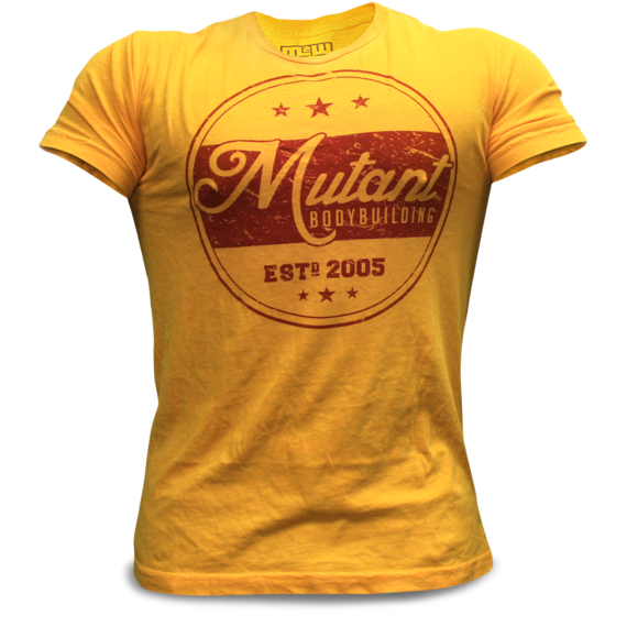 Mutant M2W Mutant Classic Bodybuilding T-Shirt | Clothing - The ...