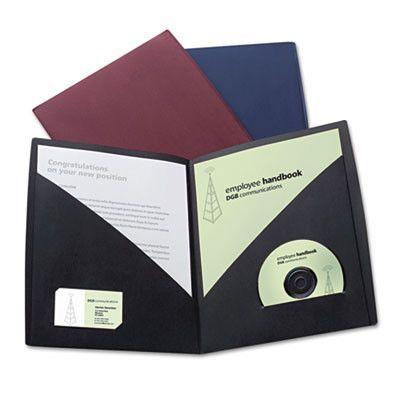 Portfolio,dsgr 2pckt,5,bk Products - office depot resume paper