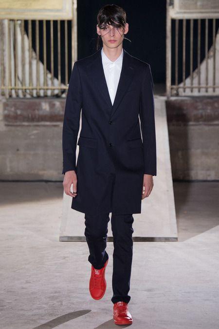 Raf Simons | Spring 2015 Menswear Collection | Style.com