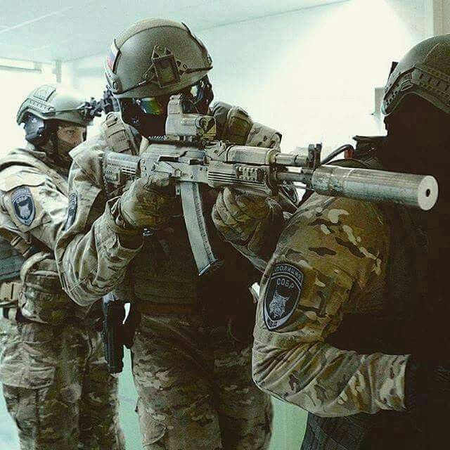 Russian Spetsnaz Photo Russiansoldier001: Pin On Load Out Ideas