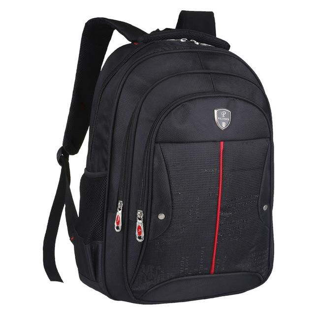 Mens Square Oxford Laptop Backpack Men Travel Bag Business Backpack Male  Backbag 8b0e859c421be