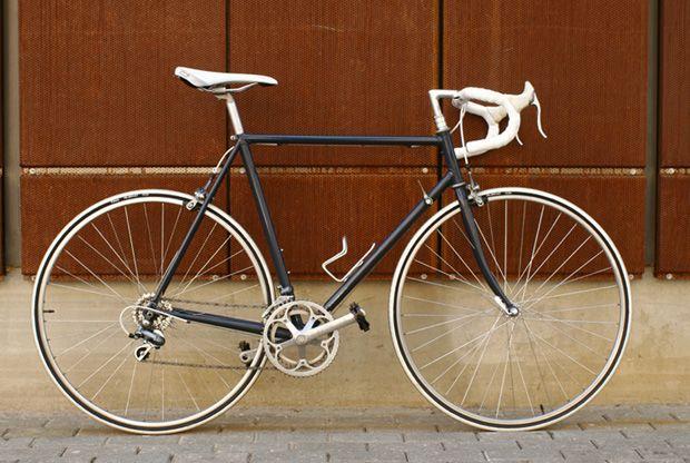 Retro Giant Vintage Road Bike Motobecane Bicyclettes Retro