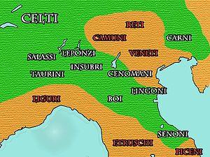 liste des peuples celtes wikip233dia migration celte