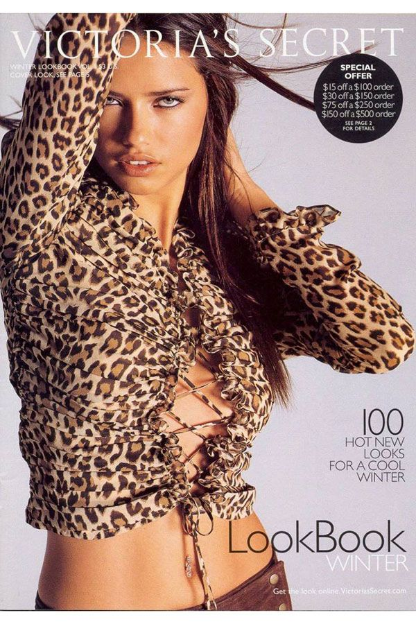 9baaac5a51 Victoria s Secret Models - Victoria s Secret Catalog Evolution