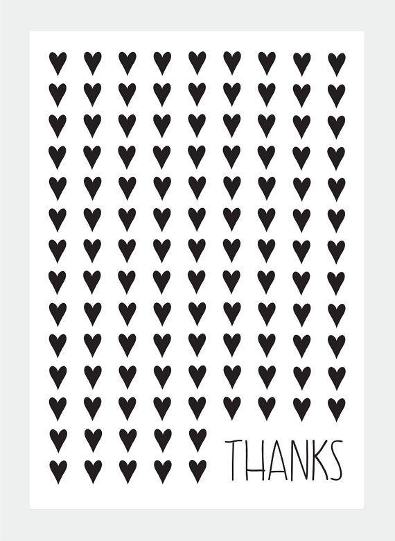 Thanks & Hearts #poppycards #greetingcards #card #friends #design #illustration #painting #type #birthday #pretty #madeinnz #nz #newzealand #etsylove #etsy #etsysale #etsystore #etsyseller #etsyshopowner #etsyforall #etsyfinds #shopetsy #present