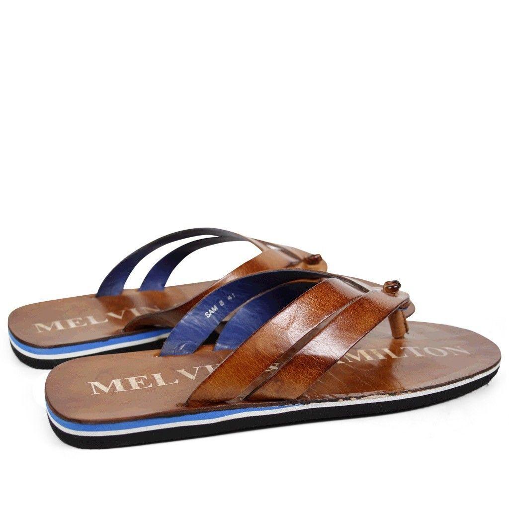 8 Sam Chaussures Hommes Footbed Calzado Sandalias Melvin Hombre fgb6Y7y