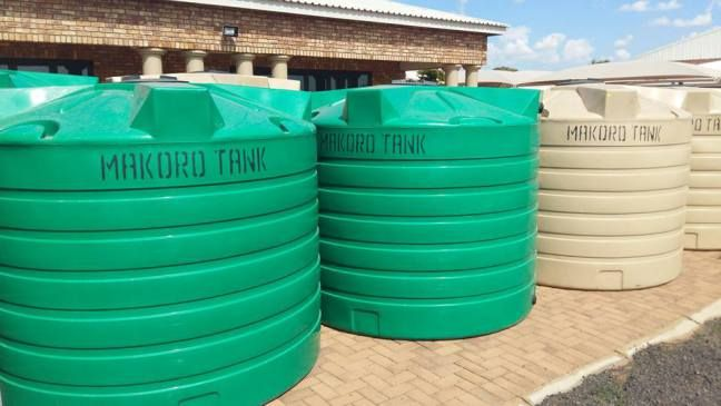 Makoro Water Storage Tanks Rain Water Collection Water Storage Tanks Water Storage
