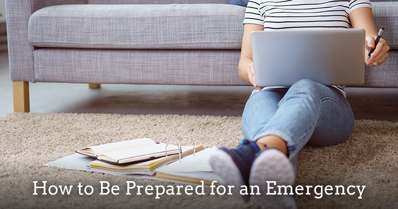 Step-by-Step Guide to Creating an Emergency Binder