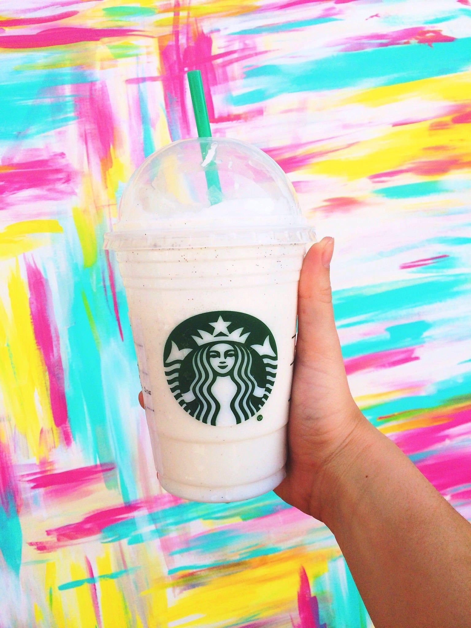 Copycat Starbucks Birthday Cake Frappuccino Recipe A