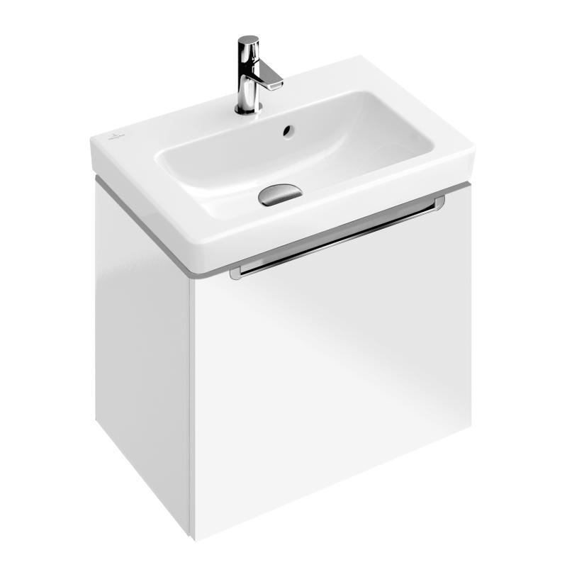 Villeroy & Boch Subway 2.0 Handwaschbecken-Unterschrank mit ...