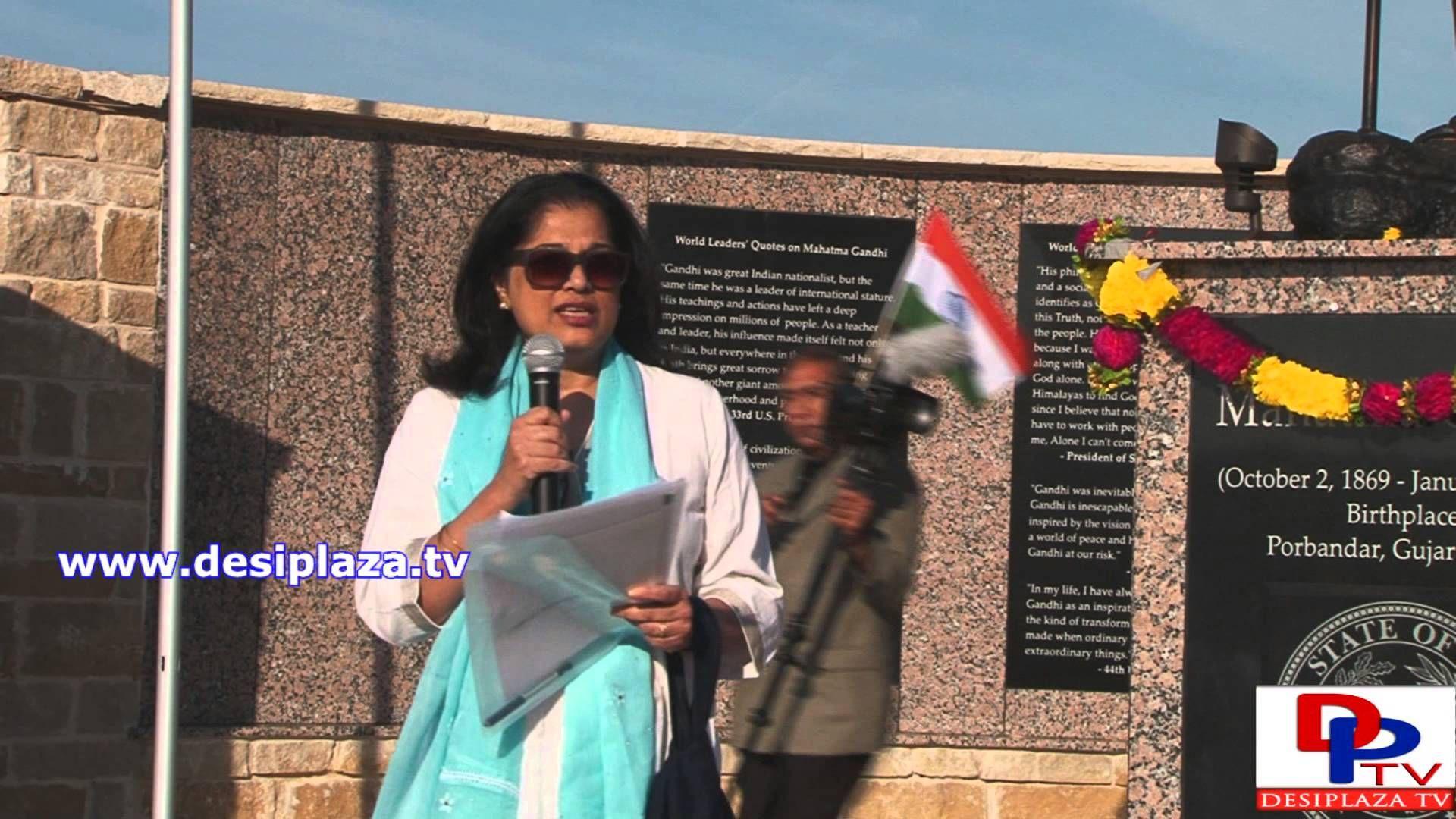 Mrskanya Gandhi Bharat Ram Great Grand Daughter Of