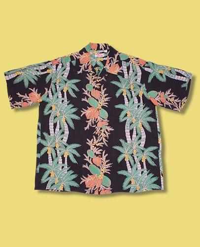 d130dba9 Vintage Hawaiian Shirts 1930's - 1950's by Sun Surf   H Shirts   Baby