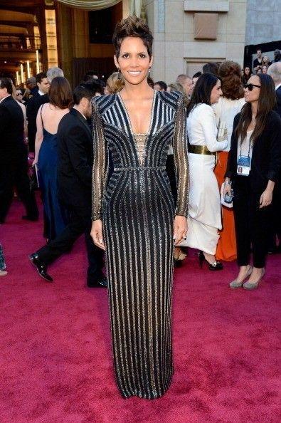 Oscar 2013:  Halle Berry de Versace