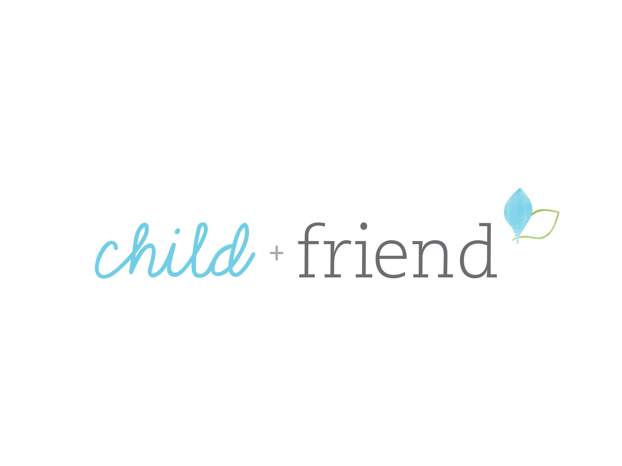 child + friend  --- ali mooney design