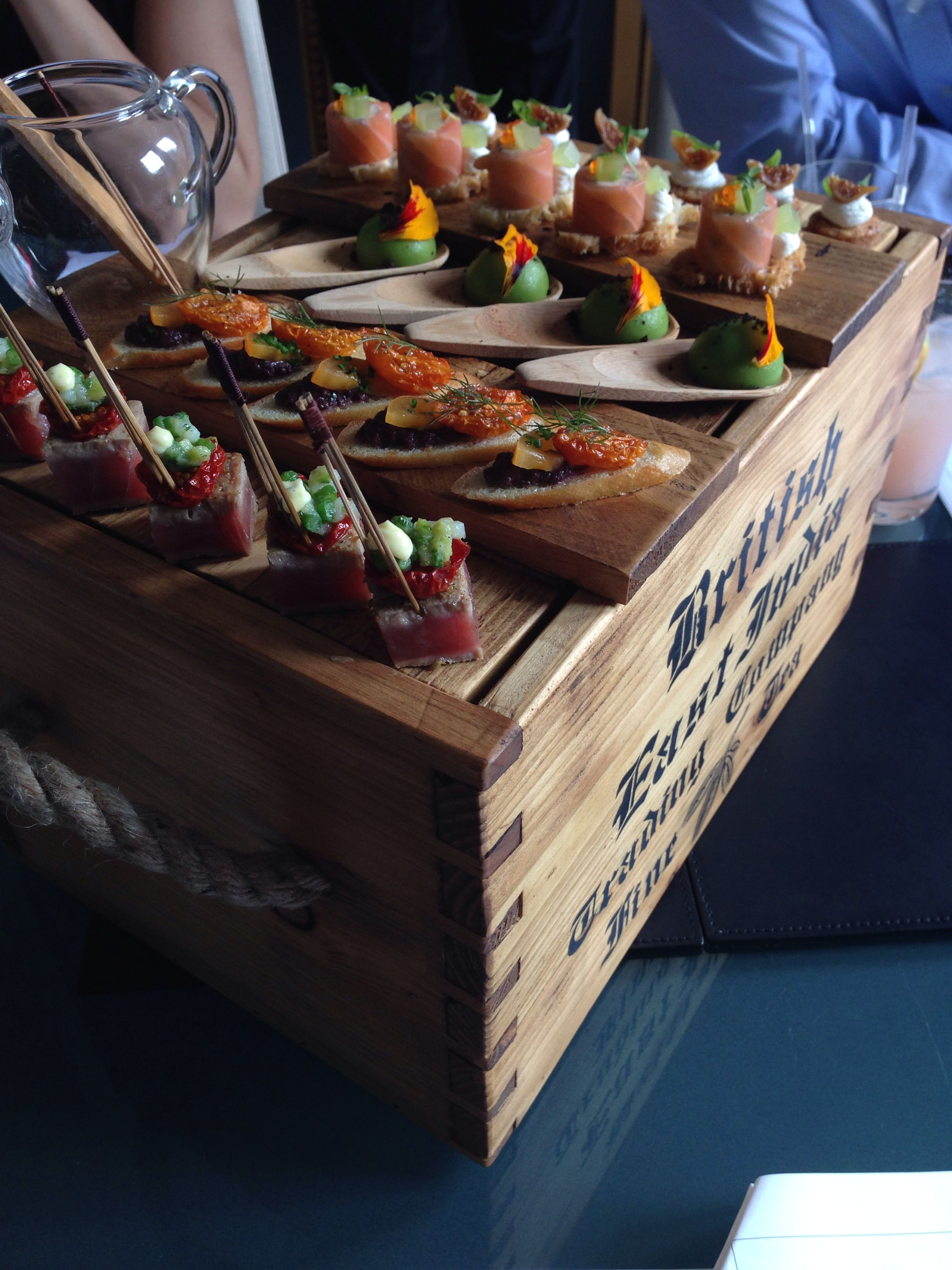 Fingerfood By Mjam Catering Services With Images Food