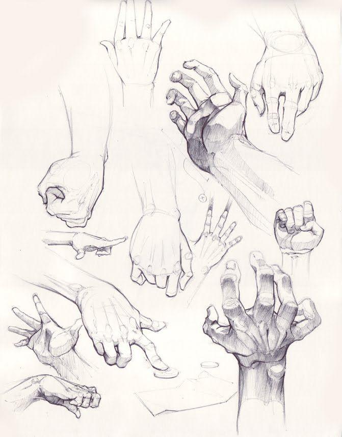 prog [WORK] ress: Sketches of Hands | 작품 | Pinterest | Sketches ...