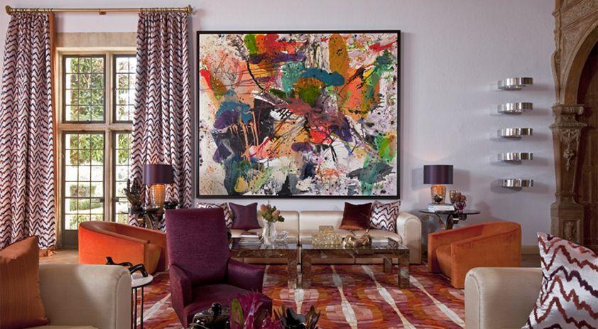 High Quality Beautiful Room Design By Jamie Drake   Designer Focus: Jamie Drake