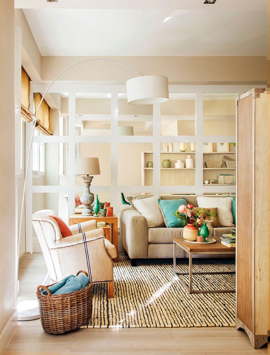 10 tips para decorar espacios peque os dise o de for Diseno de interiores para espacios pequenos