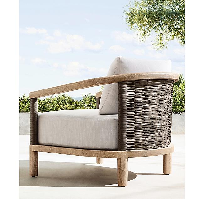 Isla Lounge Chair In 2021 Farm House, Denver Patio Furniture Repair