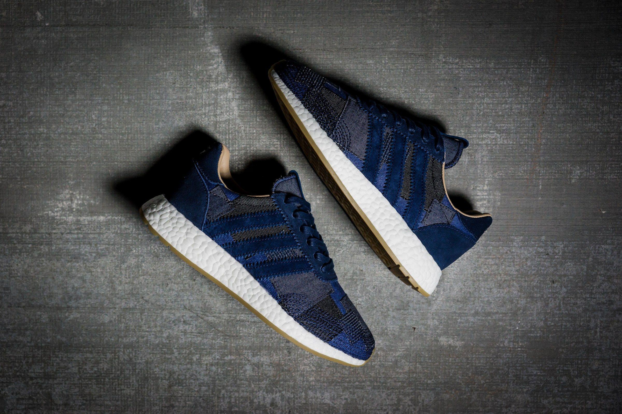 adidas iniki homme bleu