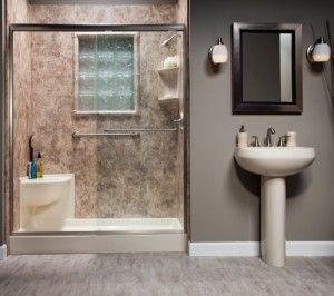 San Antonio Bathroom Remodeling Tub To Shower Conversion Bathrooms Remodel Shower Conversion