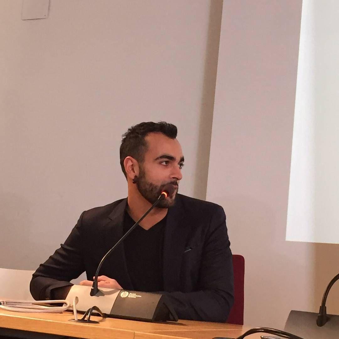 """""""Ospite alla conferenza stampa della #MTVMUSICWEEK #marcomengoni  Annunciati gli #Headliner del grande concerto del 24 ottobre in #Duomo: i #DuranDuran…"""""""