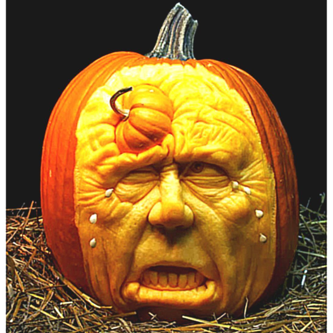 Artistic Pumpkin Carving   Stuff I Like   Pinterest   Pumpkins ...