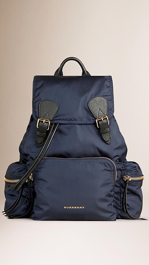 burberry backpack women's