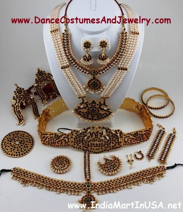 Buy Kundan Choker Necklace Priya Nacc10438c: Professional Temple Jewelry Set PRO86