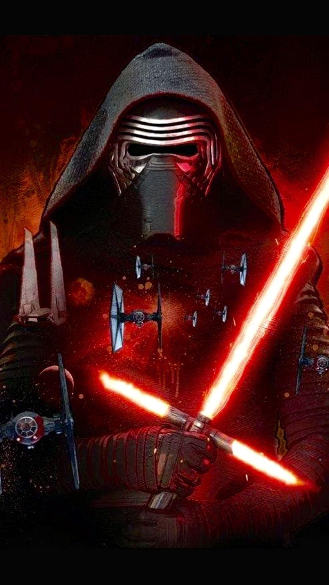 Kylo Ren Star Wars Pinterest Star Wars Star Wars Episodes And