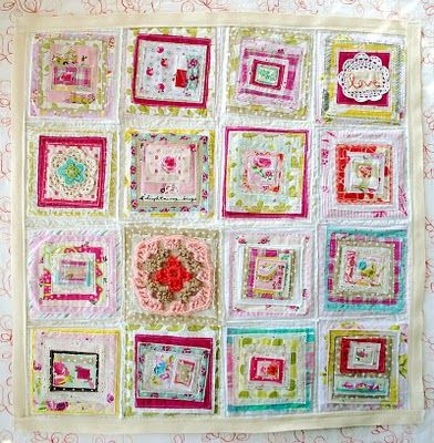 this is my kind of quilting. love.