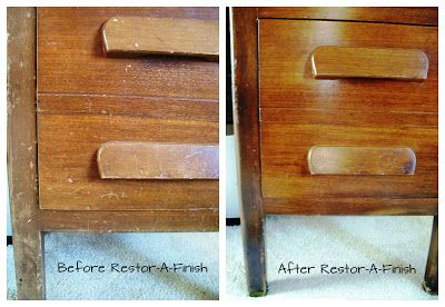 RESTORE ANTIQUE FURNITURE WITHOUT STRIPPING – AMAZING! - RESTORE ANTIQUE FURNITURE WITHOUT STRIPPING – AMAZING! How'd They