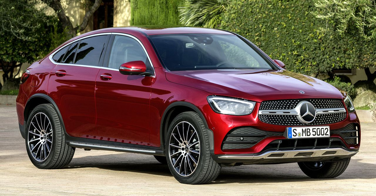 Mercedes Benz Glc Coupe C253 Series 2020 Mercedes Have