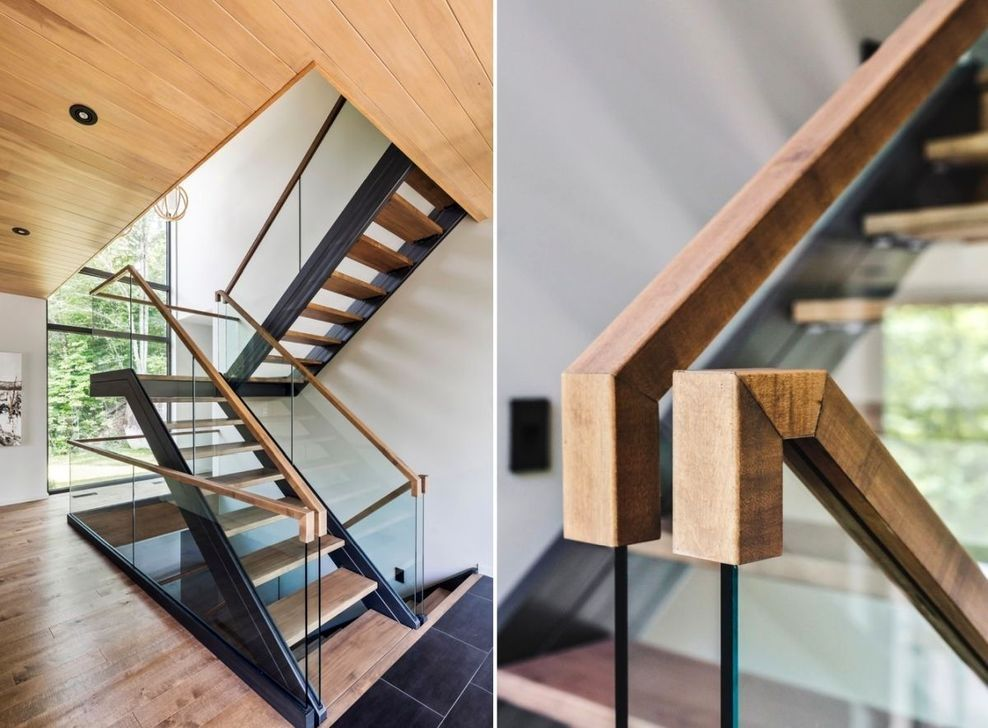 Best 20 Luxury Glass Stairs Design Ideas For You This Year 640 x 480