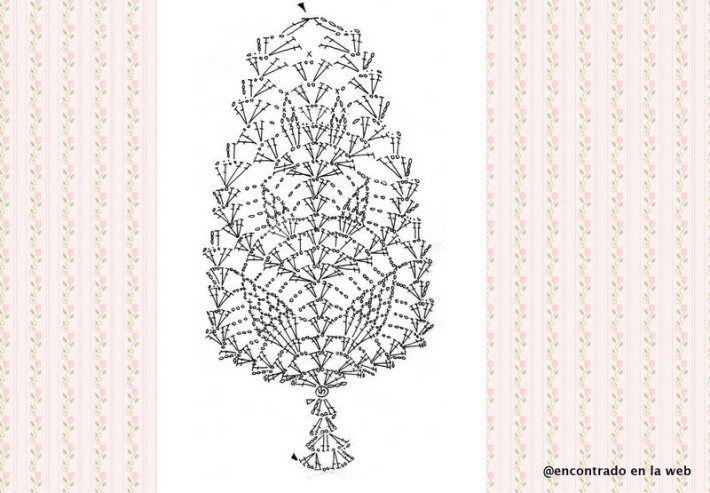 Solo esquemas y diseños de crochet: MAS APLIQUES   Szydełko ...