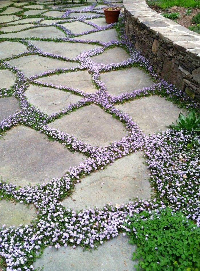 Die Gartenwege verantwortlich anlegen und gestalten! Gardens - garten mit natursteinen gestalten