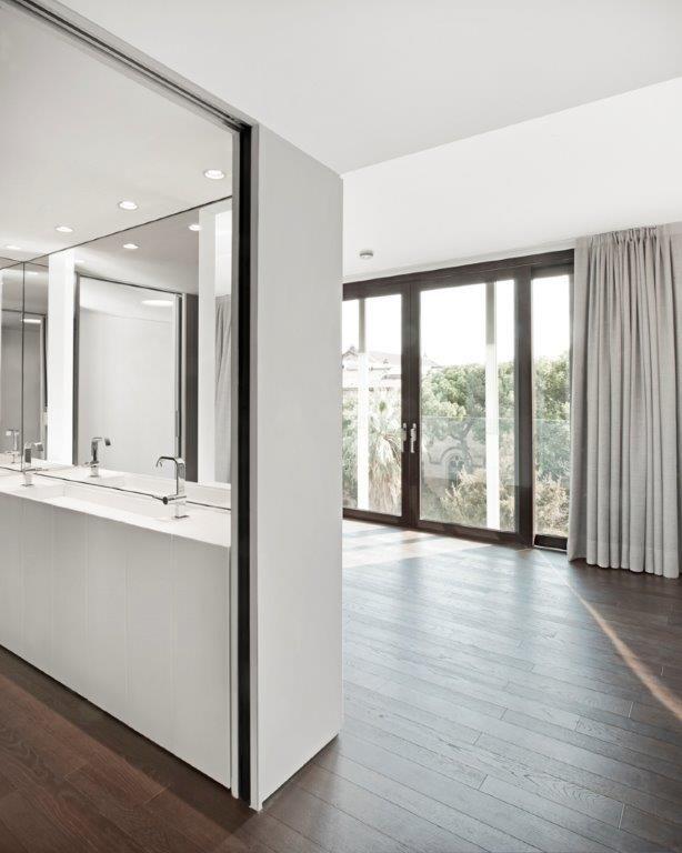 Reforma edificio, viviendas de lujo, baños de lujo, barcelona, Tono - baos de lujo
