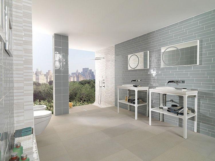 Amazing Bathrooms by Porcelanosa USA Home Decor-Bathrooms