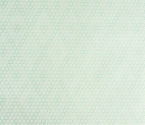 Vinyl Tapete PS 45027-20 Design Mint Grün Weiß 3,56?/m²