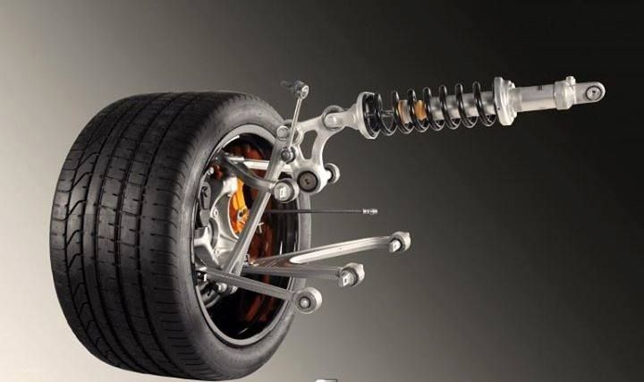 HORIZONTAL SUSPENSION: According to the automaker, this solution offers a whole series of impressive benefits: due to the combination of the double wishbone and pushrod arrangement, wheel control and damper remain separate from each other. As a result, handling is more responsive and easier to manage at all speeds, while rigid connection to the chassis also improves the precise and spontaneous reaction of the springs and dampers. As a result, spring stiffness can be notched back a little –…