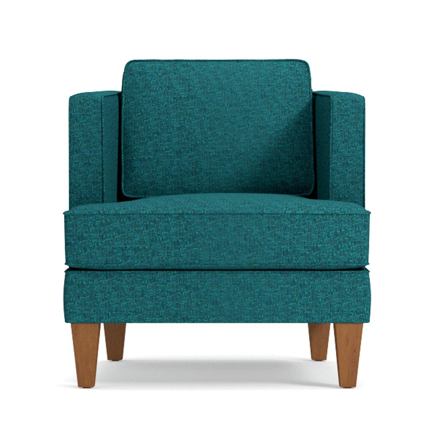 Astor Chair Leg Finish Pecan Chair, Oversized chair
