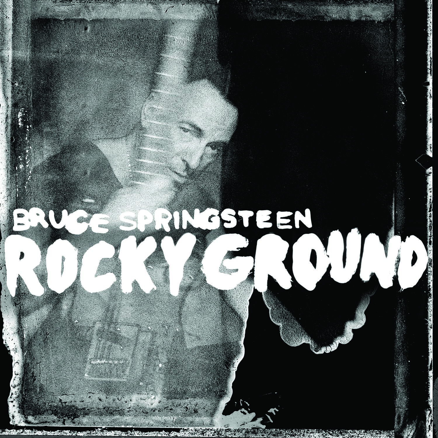 Rocky Ground Comes Out On Vinyl Tomorrow For Record Store Day Dust Off Your Turntable Bruce Springsteen The Boss Bruce Record Store
