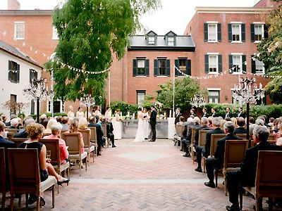Decatur House On Lafayette Squeare Washington D C Wedding Location Dc Metro Weddings 20006
