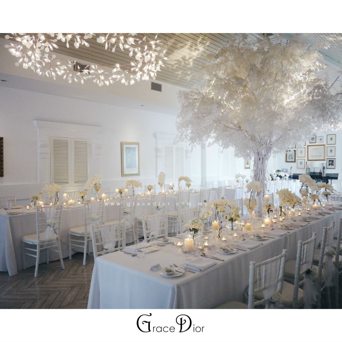 Macalister Mansion Penang, Wedding Decor by GraceDior, Discover more ...