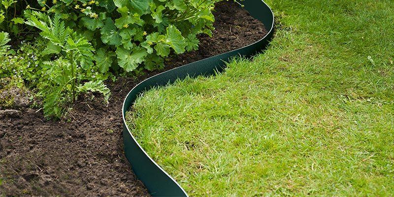 Comment Amenager Une Bordure De Jardin En Pvc Jardin Bordure Jardin Bordure Jardin Plastique Comment Amenager Son Jardin