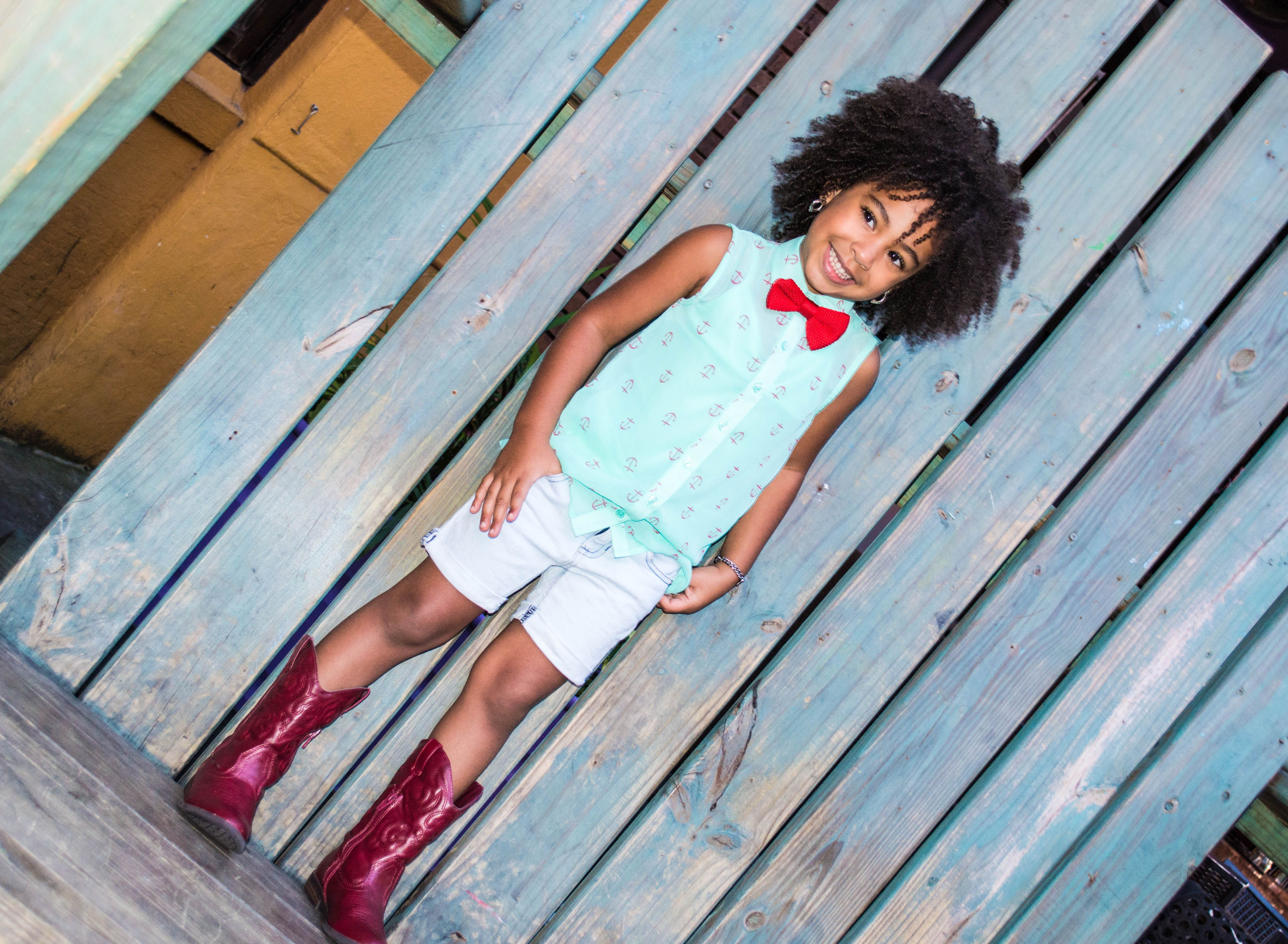 Who said girls can't rock bow ties!!! Look at this little outfit!  LIKE us on www.facebook.com/CookiesandCreamCouture