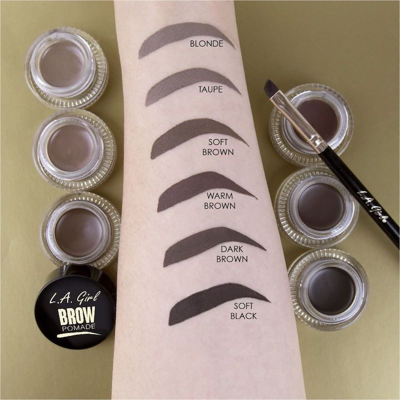 22 New Drugstore Beauty Releases That Are 20 And Under Eyebrow Makeup Brow Pomade Beauty Products Drugstore