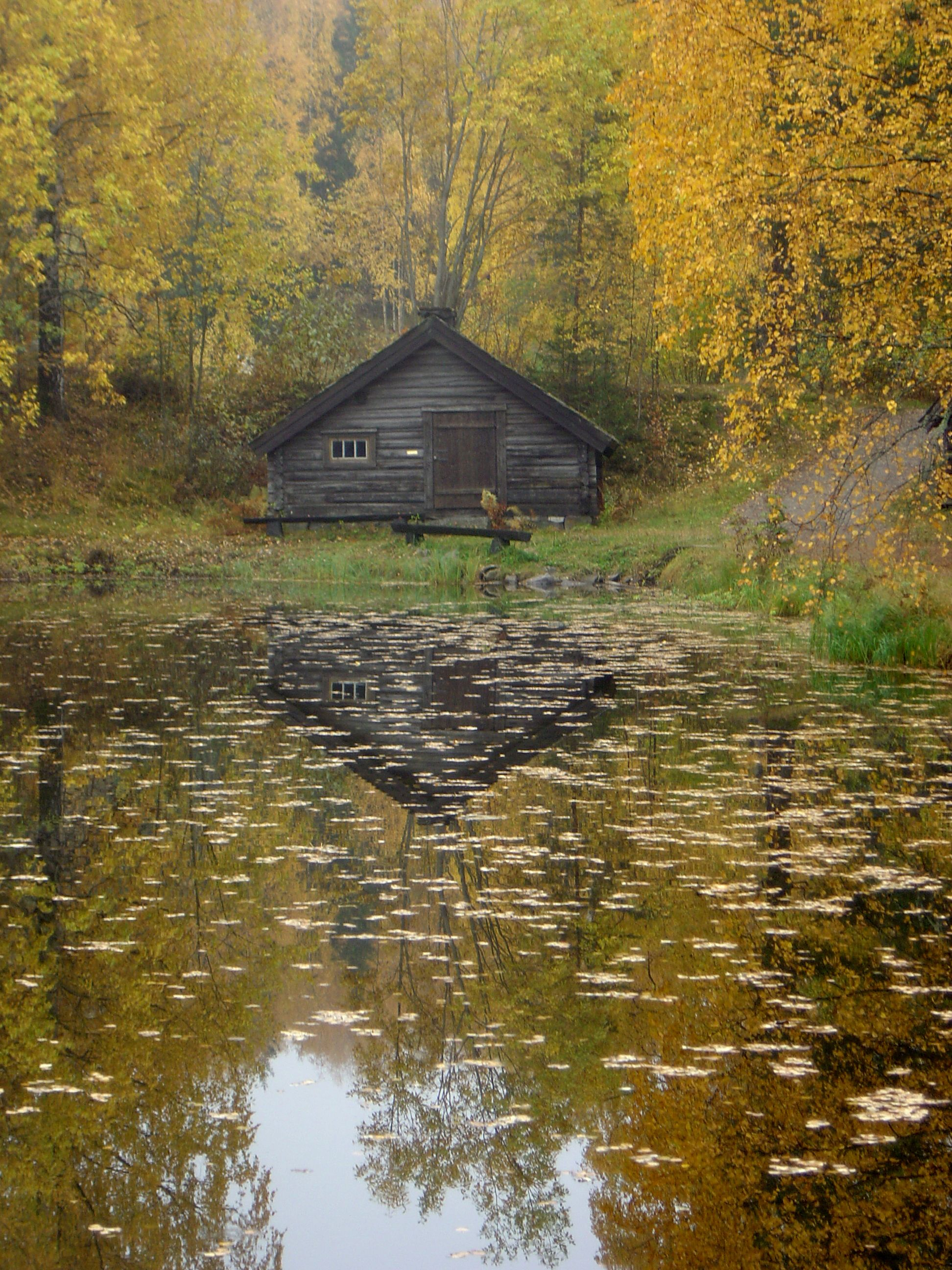 Herbstlich schön.