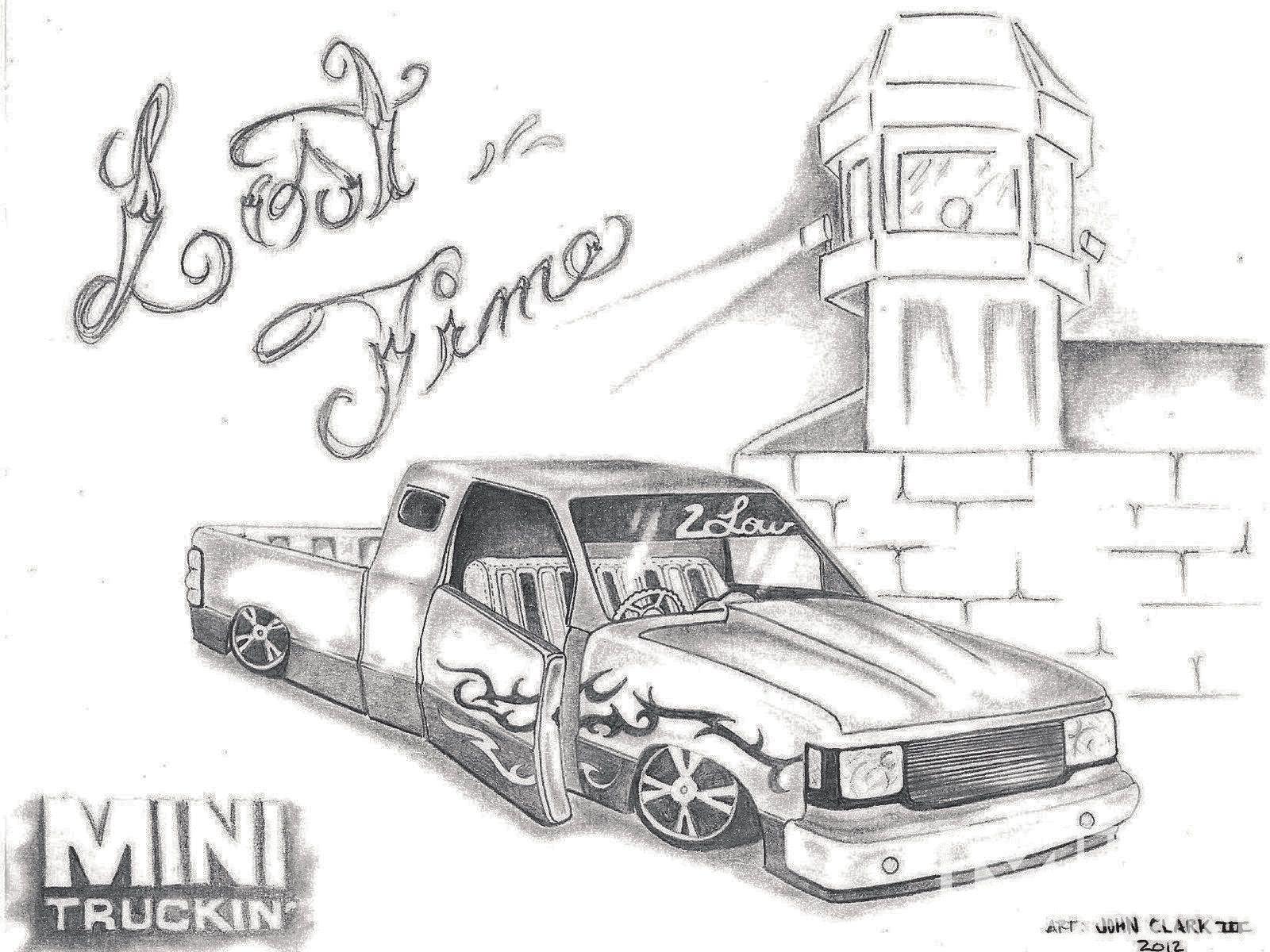 Pin By Mini Truckin On Custom Mini Truck Editorial